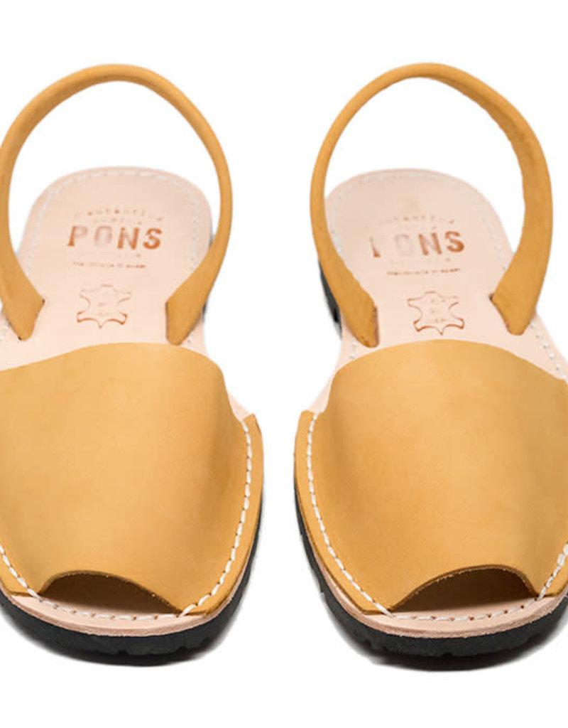 PONS Avarca Sandal MUSTARD