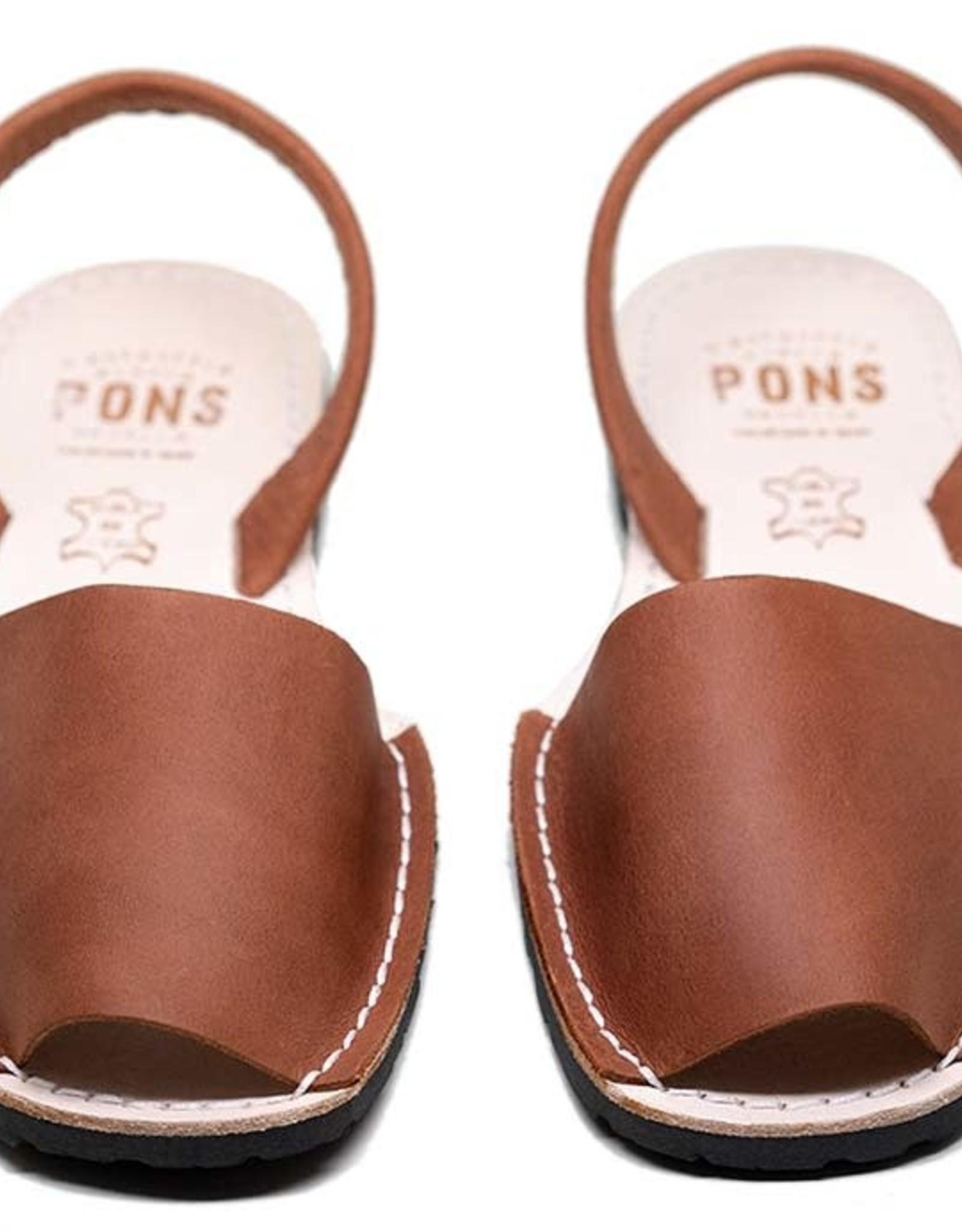 PONS Avarca Sandal BROWN