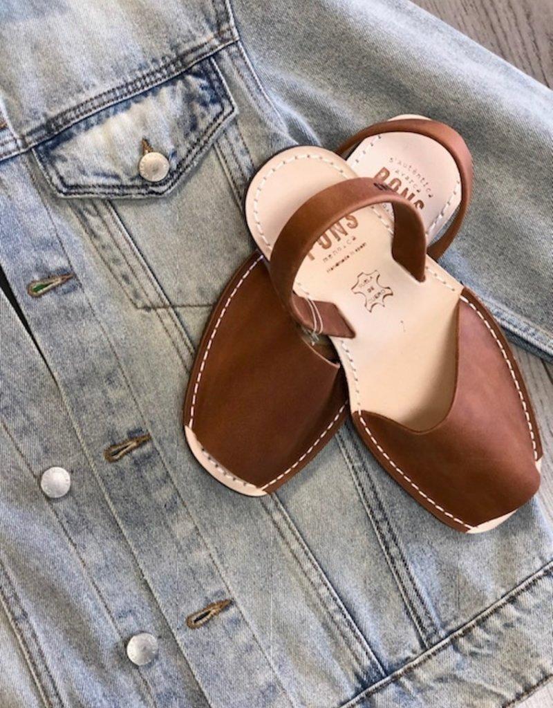 PONS Avarca Sandal BROWN