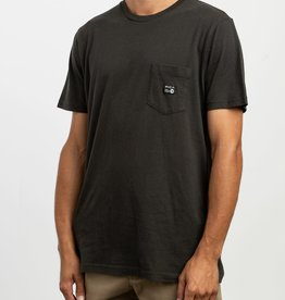 RVCA Standard Fit Pocket Tee