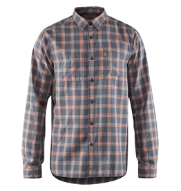 FJALL RAVEN High Coast Plaid LS