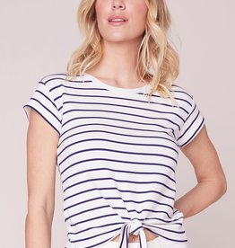 Stripes Ahoy Tee
