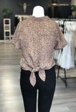 MOD REF Everly blouse, Leopard