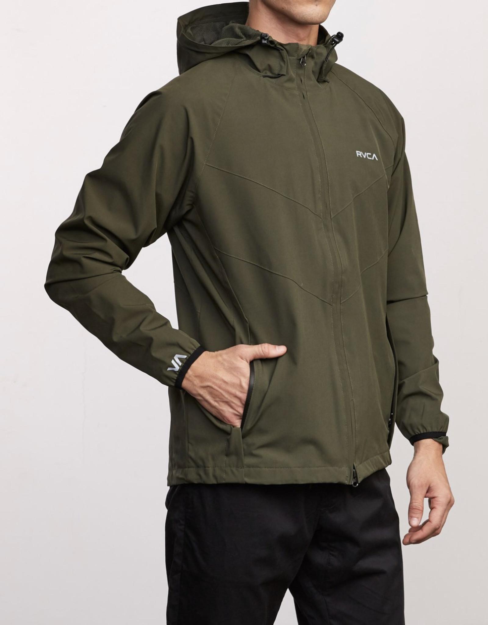 RVCA VA Windbreaker Jacket