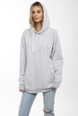 BRUNETTE  the label BABES Supporting BABES Big SisterHoodie