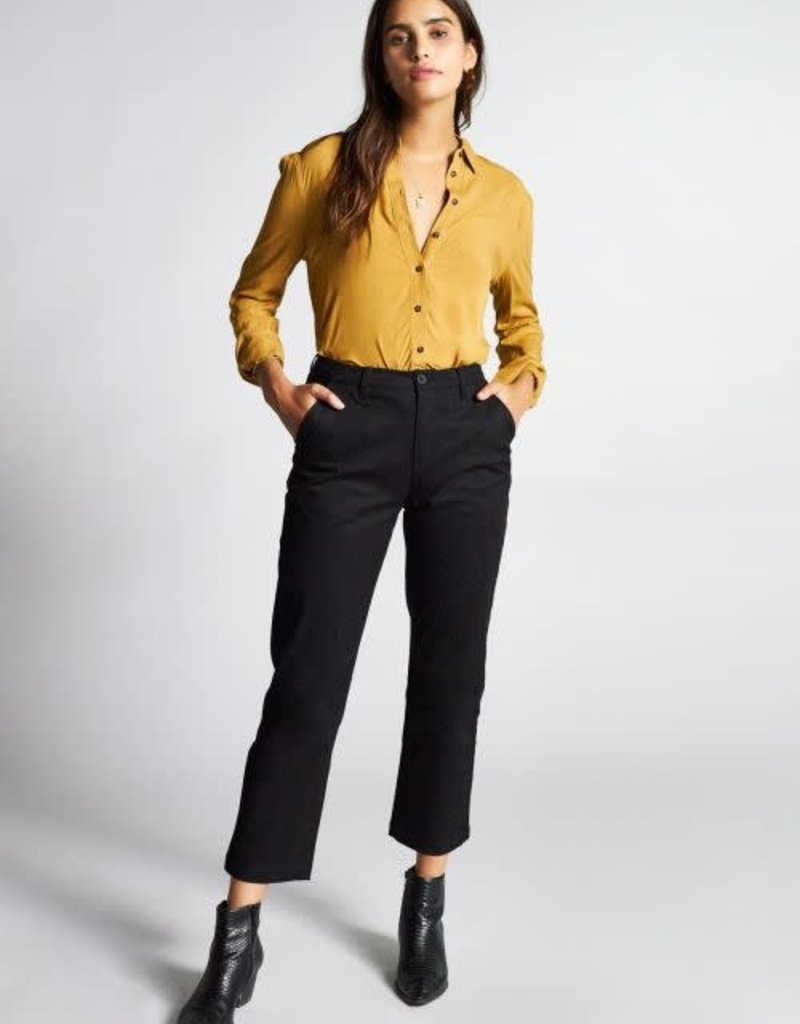BRIXTON Long Sleeve Blouse