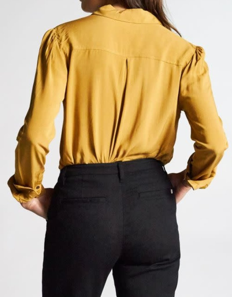 BRIXTON Long Sleeve Blouse
