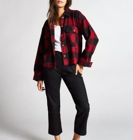 BRIXTON Astoria Flannel