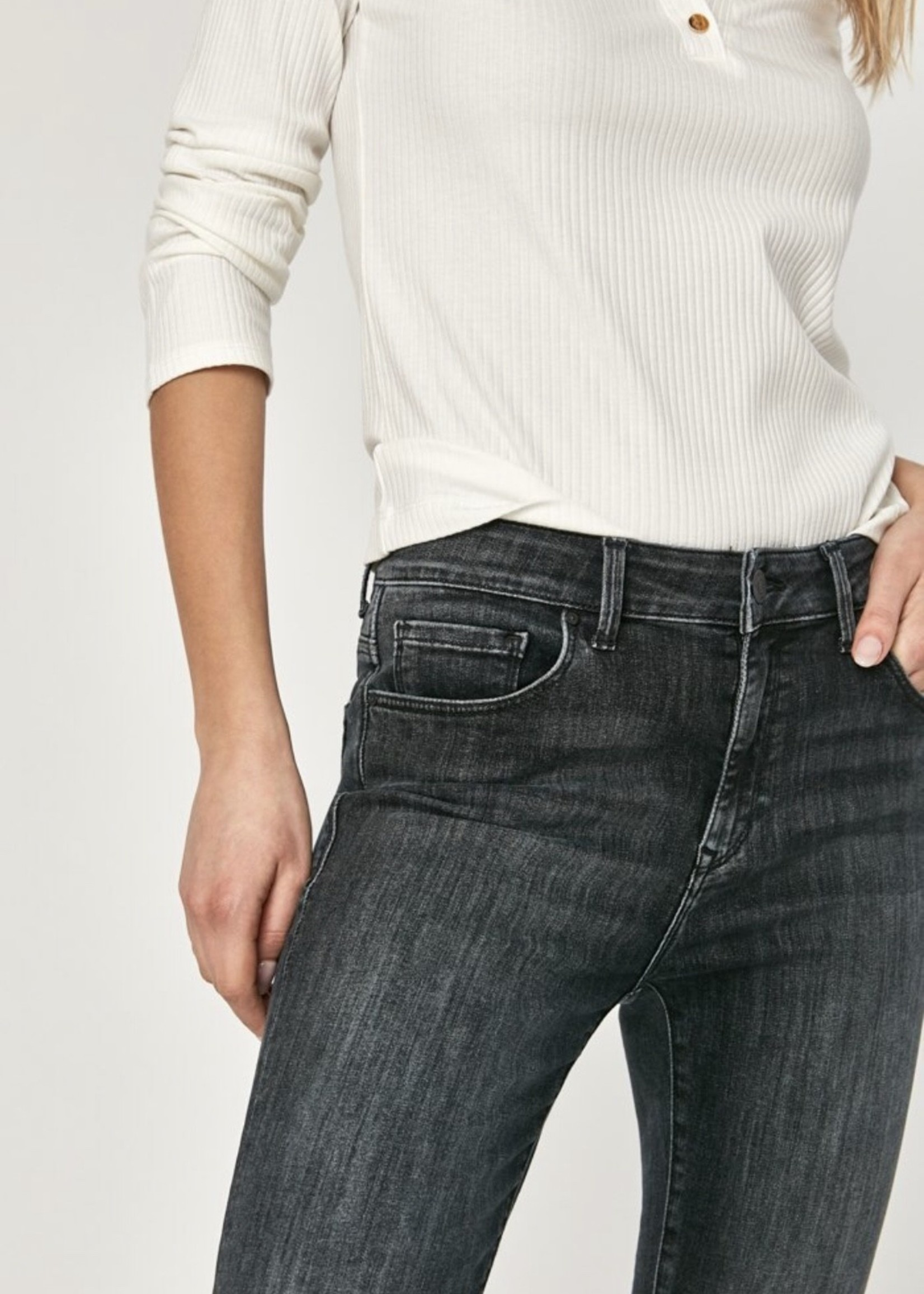 MAVI Jeans Tess Crop Denim