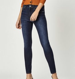 MAVI Jeans Tess Deep Supersoft Denim