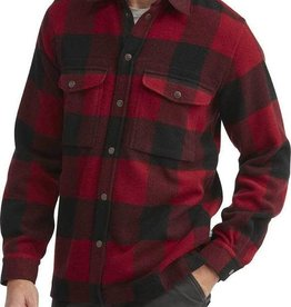 FJALL RAVEN Canada Wool Flannel Shirt