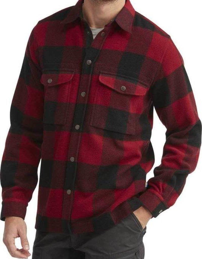 FJALL RAVEN Canada Wool Flannel Shirt