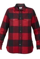 FJALL RAVEN Canada Wool Shirt Jacket
