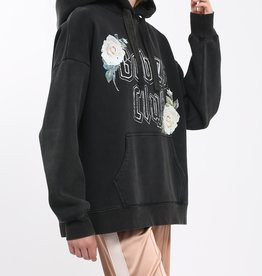 BRUNETTE  the label Vintage Babes Club Hoodie