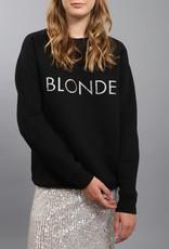 BRUNETTE  the label Blonde Glitter Crew