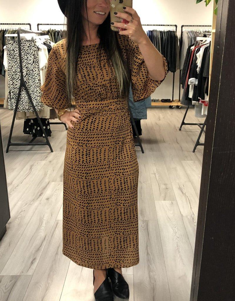 LeBLANC finds Leopard Dress