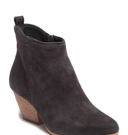 DOLCE VITA Pearse suede ankle boot, anthracite