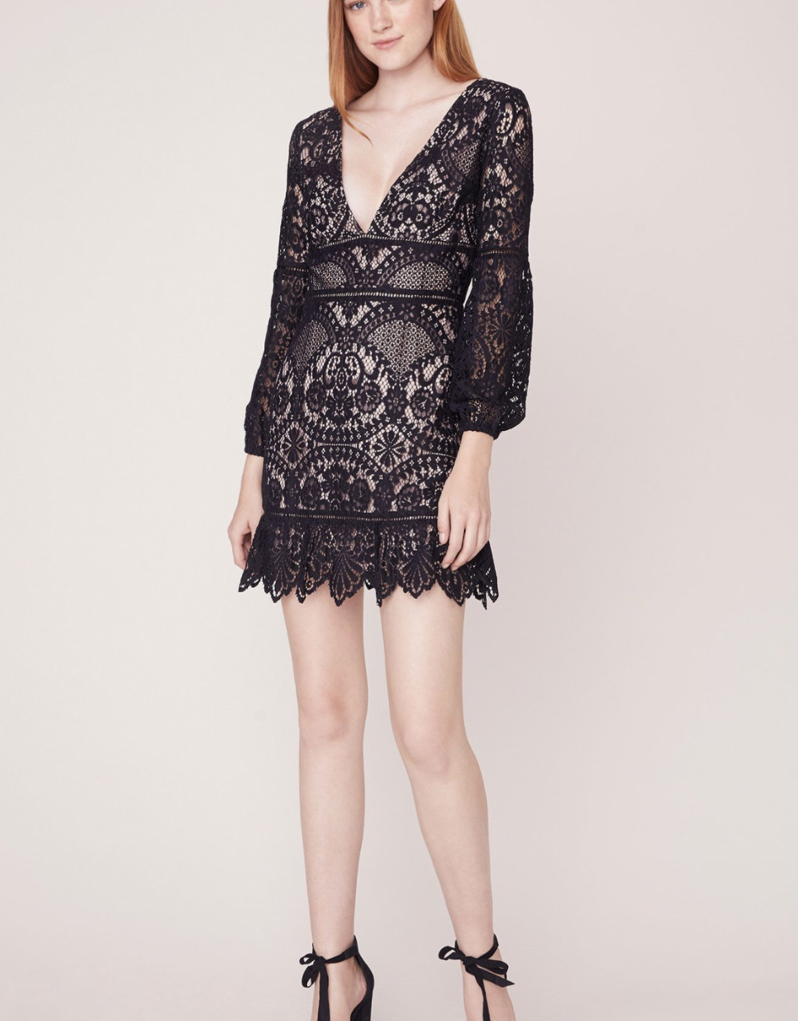 BB DAKOTA That's Deep lace dress
