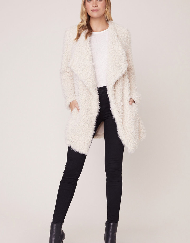 BB DAKOTA Soft Serve fuzzy Coat