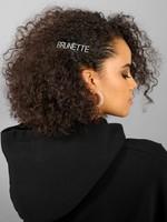 BRUNETTE  the label BRUNETTE Rhinestone Hair Clip