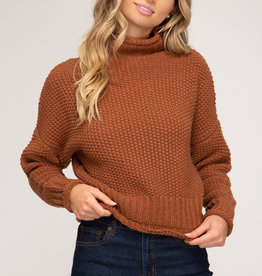 CINNAMON Sweater