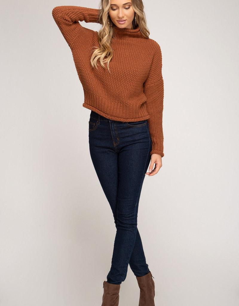 CINNAMON Sweater