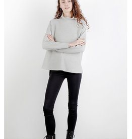 MOD REF Mock Neck Sweater