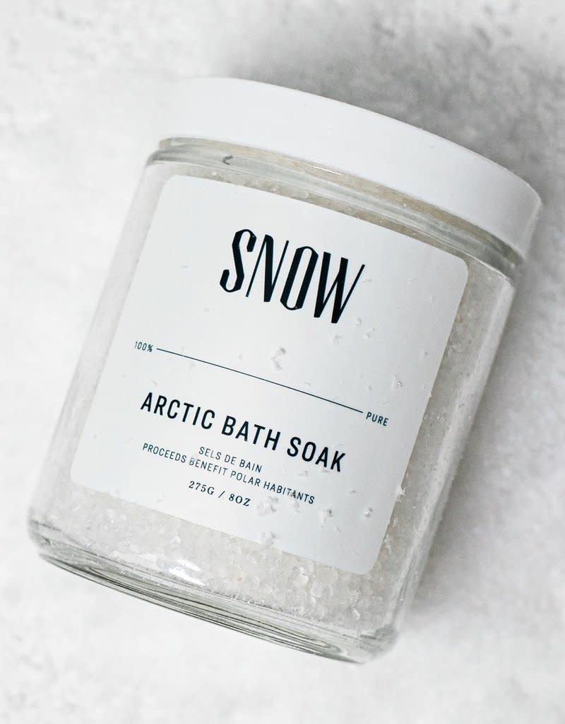 K'PURE SNOW, Arctic Bath Soak, 8 oz