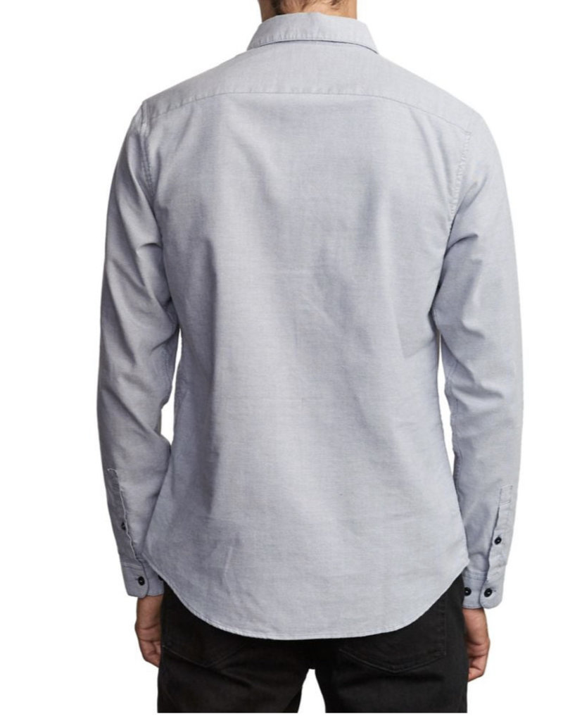 RVCA That'll Do Long sleeve dress shirt