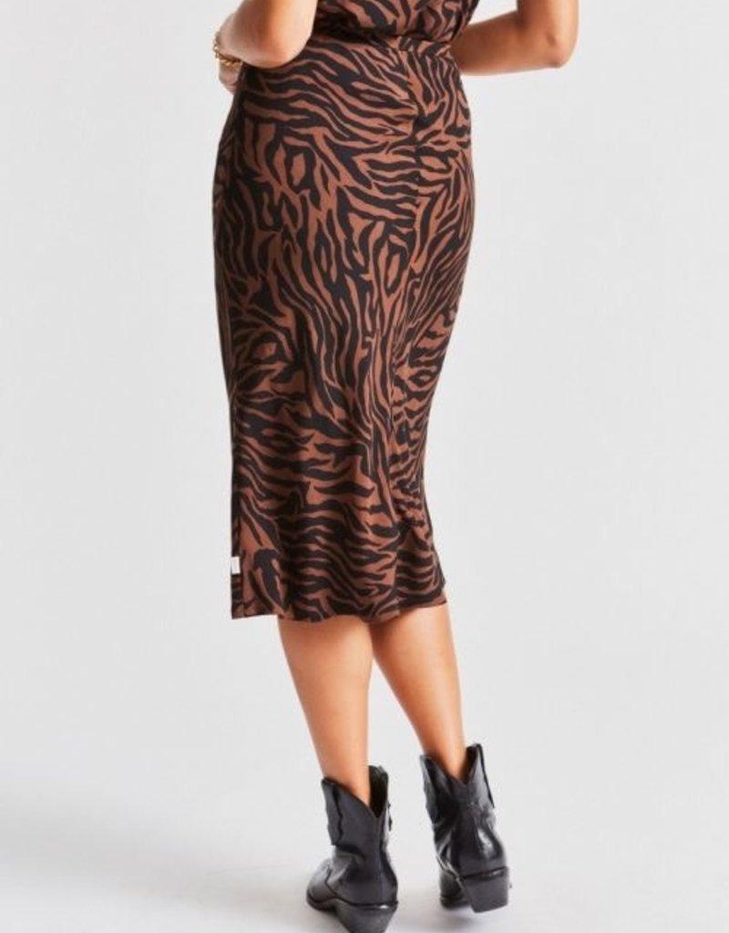 BRIXTON Helena Midi Skirt