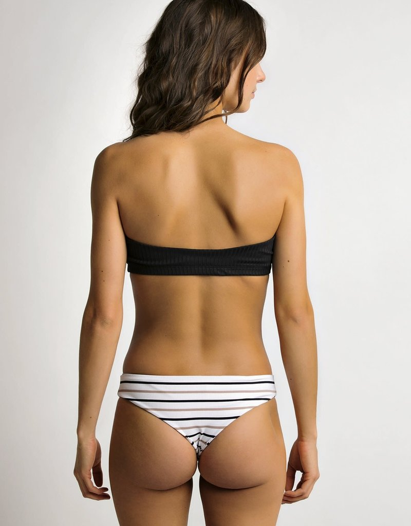 JUNE Swimwear EVE strapless bikini Top