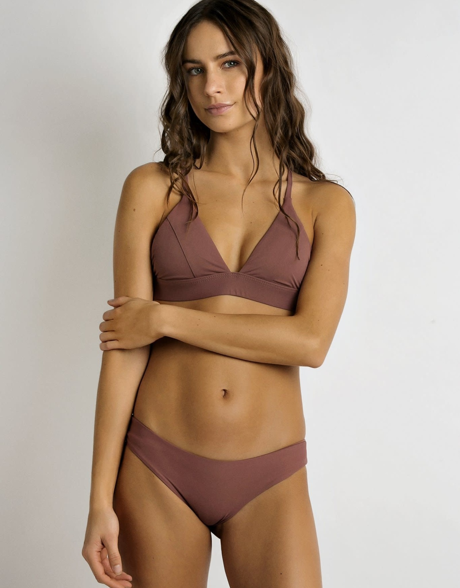 JUNE Swimwear Nora Bikini Top