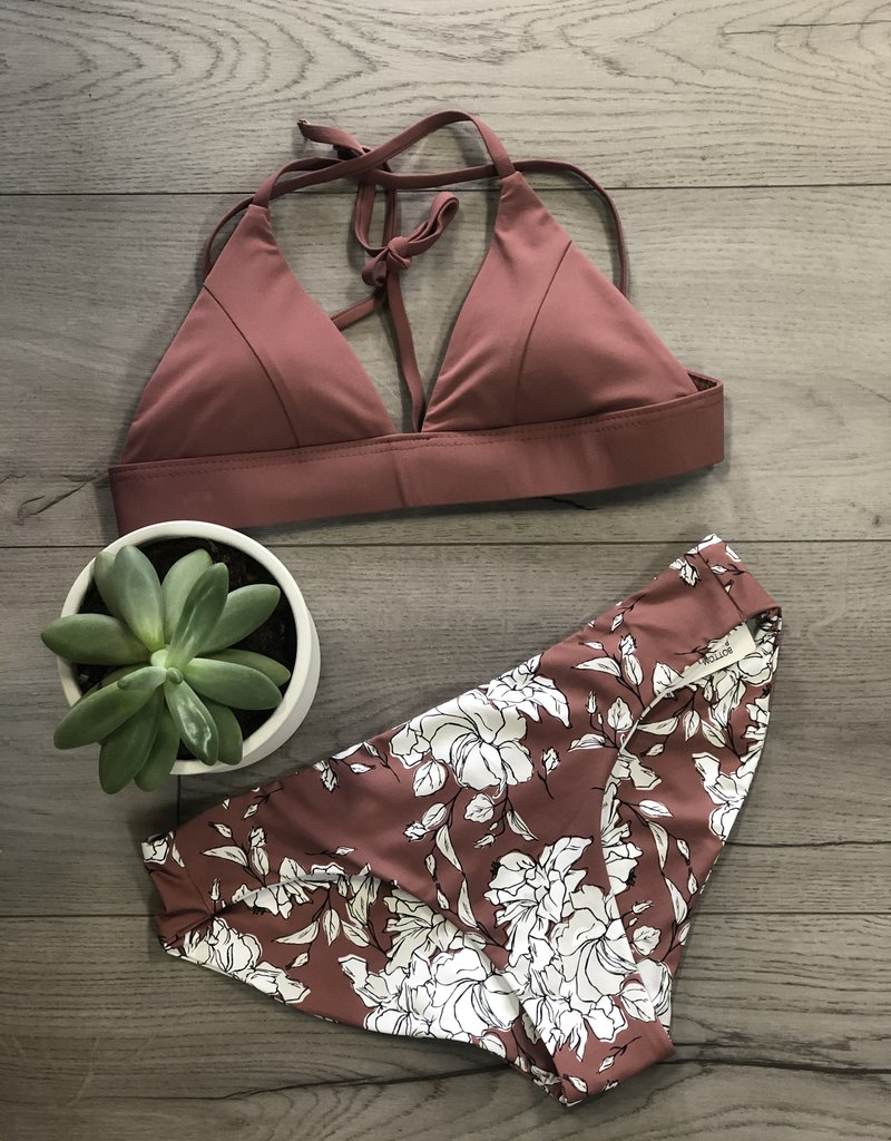 JUNE Swimwear Daisy Bikini Bottom