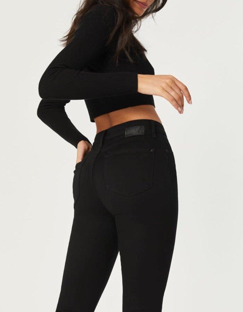 MAVI Jeans Scarlett Supersoft Denim, BLACK