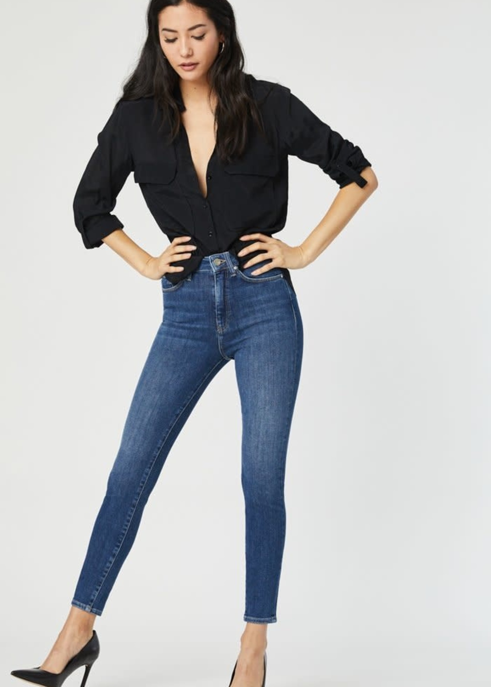 MAVI Jeans Scarlette MID GOLD Bi-Str