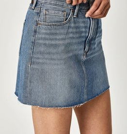 MAVI Jeans Lindsay Shaded Indigo Skirt