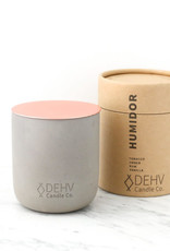 DEHV Candle Co. HUMIDOR soy candle
