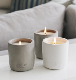 DEHV Candle Co. BOTANIST soy candle