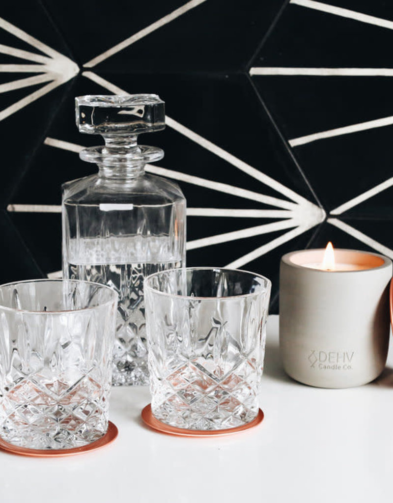 DEHV Candle Co. CAROUSEL soy candle