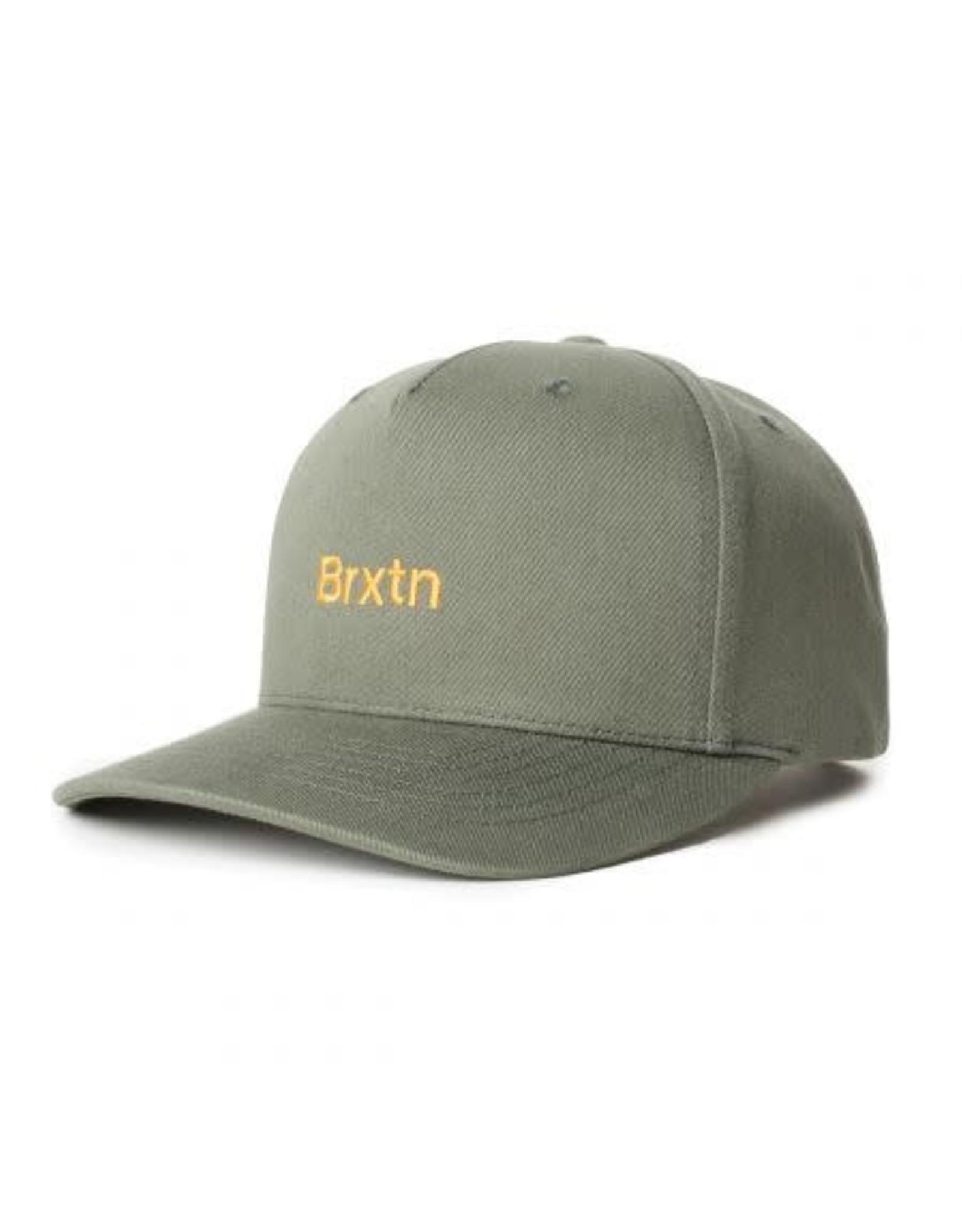 BRIXTON GATE II Snapback hat