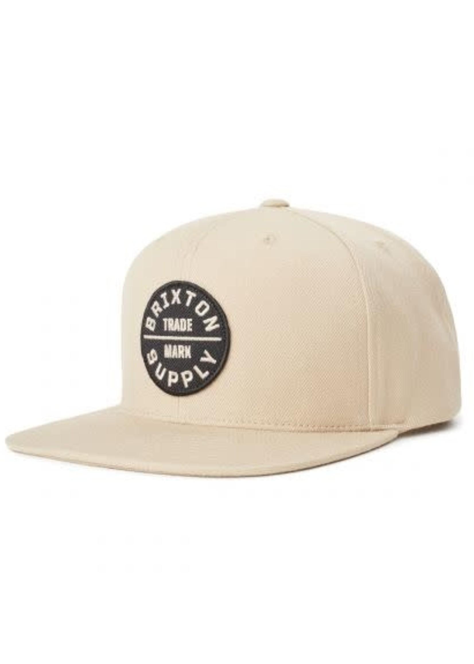 BRIXTON OATH II Snapback hat
