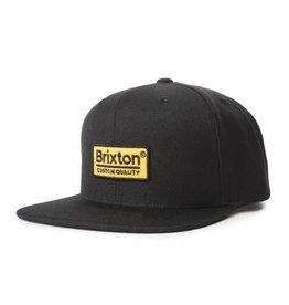 BRIXTON PALMER II snapback hat