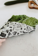 GOLDILOCKS wraps SPECIES of UCLUELET food wrap