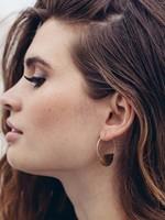 AMANO studio Petite Hathor Hoops Sterling Silver Ear Wires