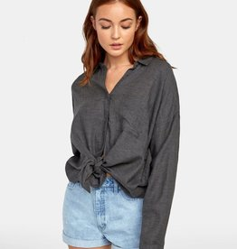 RVCA habit blouse