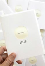 LeBLANC finds You Did It Circle Greeting Card