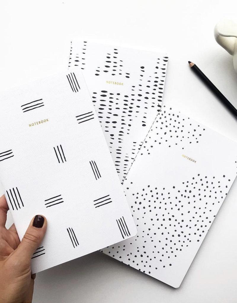 LeBLANC finds Dots Notebook