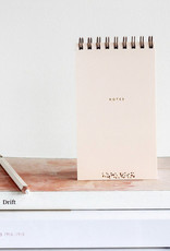 LeBLANC finds Soft Blush Slim Notebook