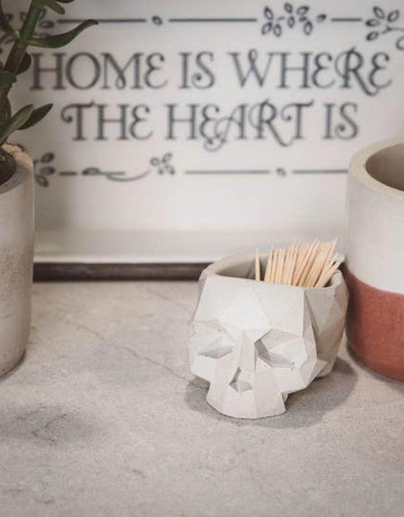 LeBLANC finds Geometric Skull Vessel