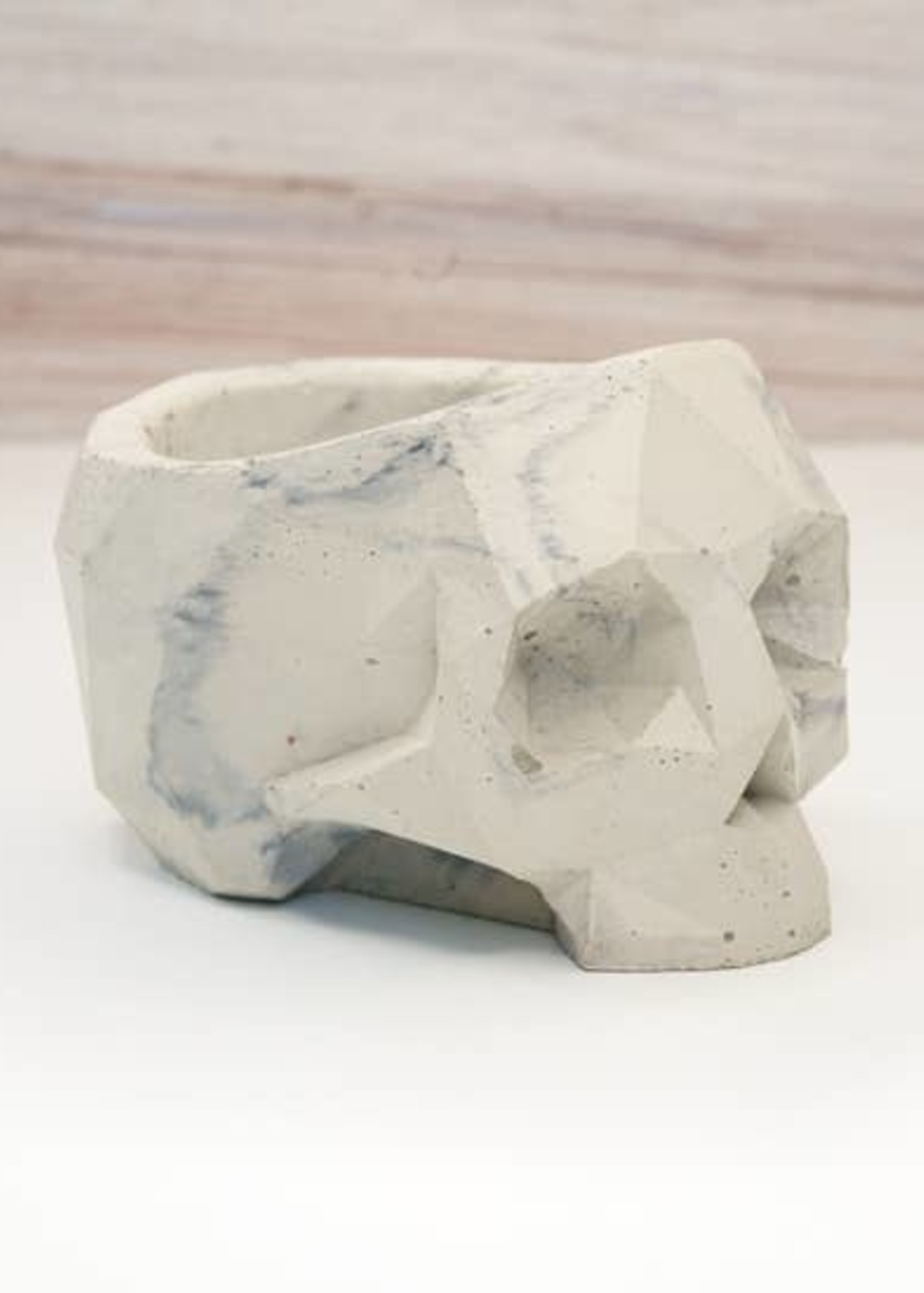 CORD +IRON Geometric Skull Vessel